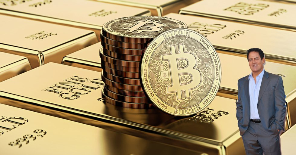 Billionaire Mark Cuban: Bitcoin and gold are the same thing