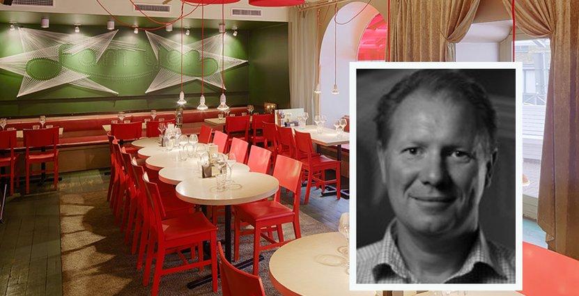 Restaurangentreprenören Björn Persson, med bland annat Koka som har en stjärna i Guide Michelin, prisas.