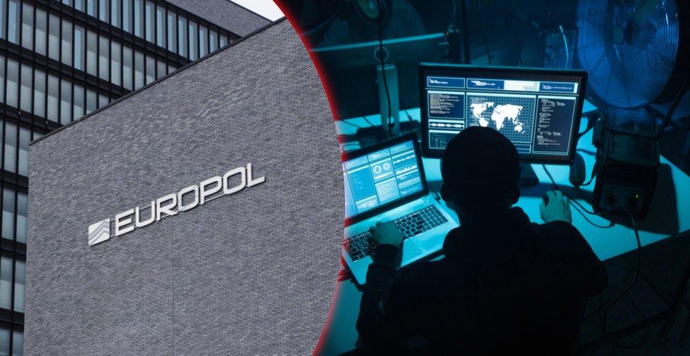 Europols sajt för att bekämpa hackare gör succé – har sparat användarna över 5 miljarder kronor