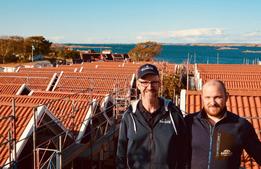 """Campingen satsar på solenergi: """"Vi ska bli självförsörjande"""""""