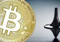 Bitcoinpriset svajigt kring 9 000 dollar