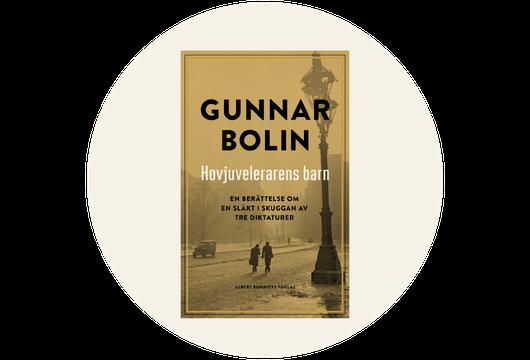 Hovjuvelerarens barn av Gunnar Bolin