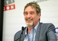 John McAfee tänker lansera egen kryptovaluta i höst