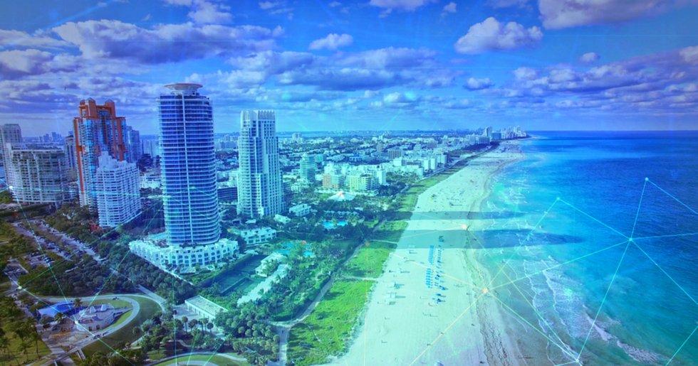 Efter politiskt beslut: Snart får staden Miami en egen kryptovaluta