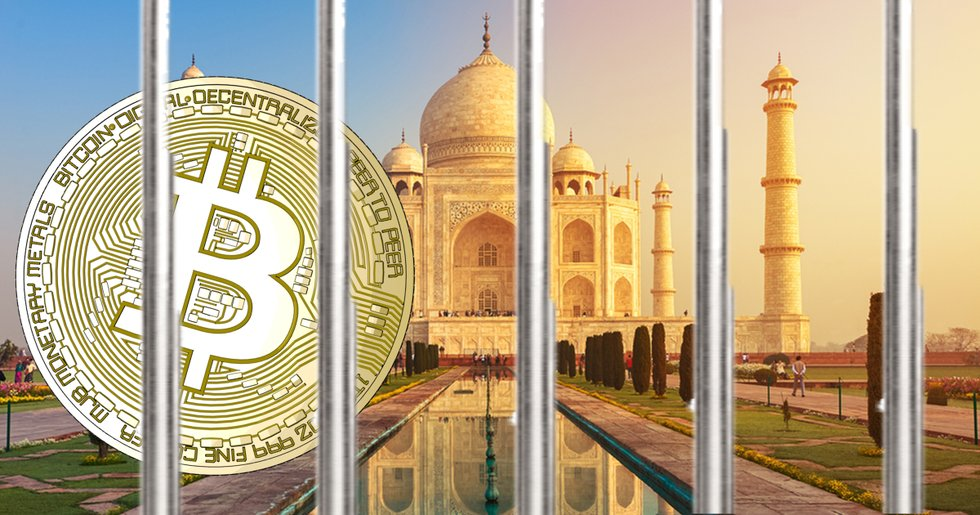 Snart kan du få tio år i fängelse om du bor i Indien och äger bitcoin