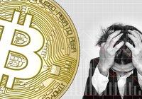 Kryptomarknaderna visar röda siffror –bitcoinpriset faller med nästan fem procent