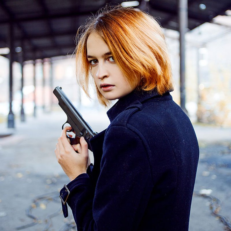 5 coola kvinnliga poliser i deckarnas värld