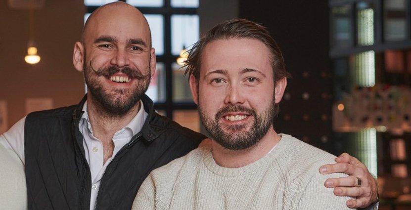 Fricko Boberg, som tillsammans med parhästen Hampus Fritzdorf ska lyfta Brasseriegruppen.