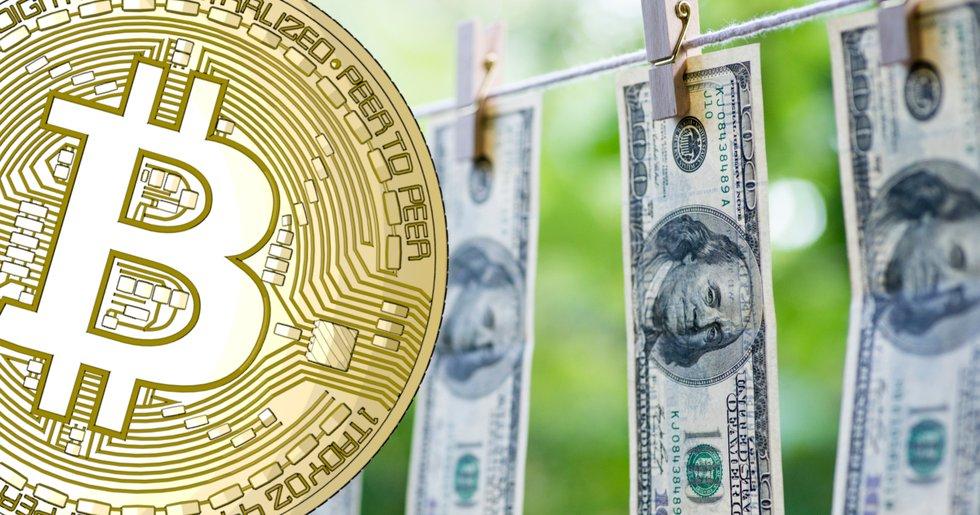 Ny rapport: Större risk för penningtvätt hos banker jämfört med kryptovalutor.