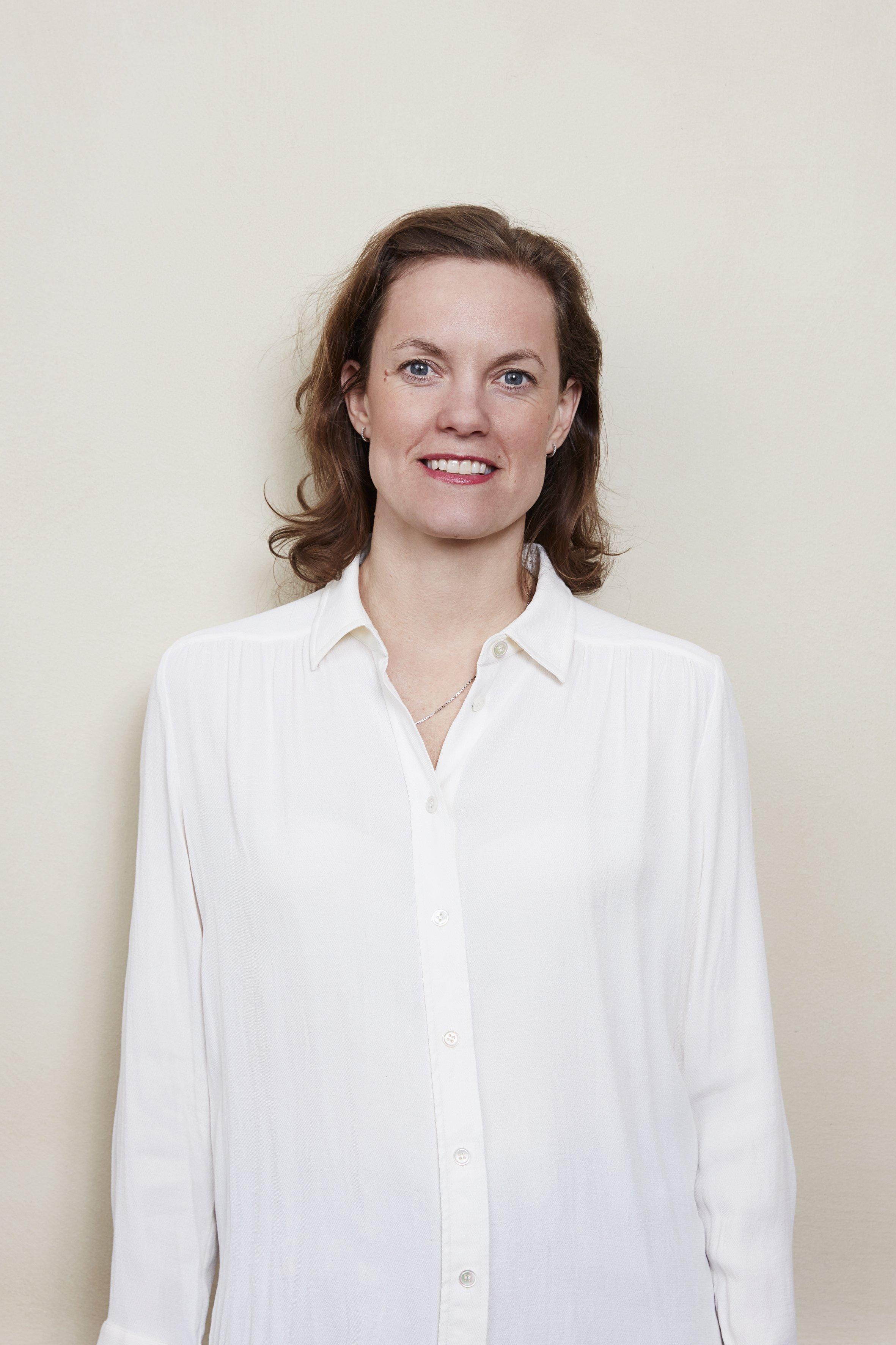 Jenny Blomberg climate strategist at ZeroMission
