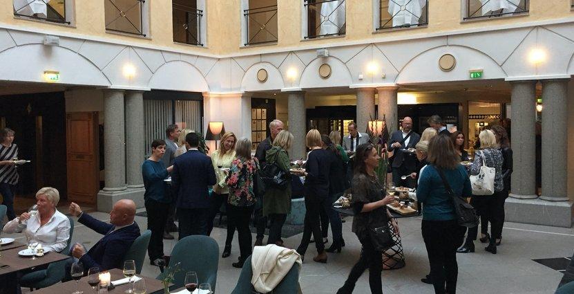 Inne i Hotel Mäster Johan ska en restaurang ta plats.