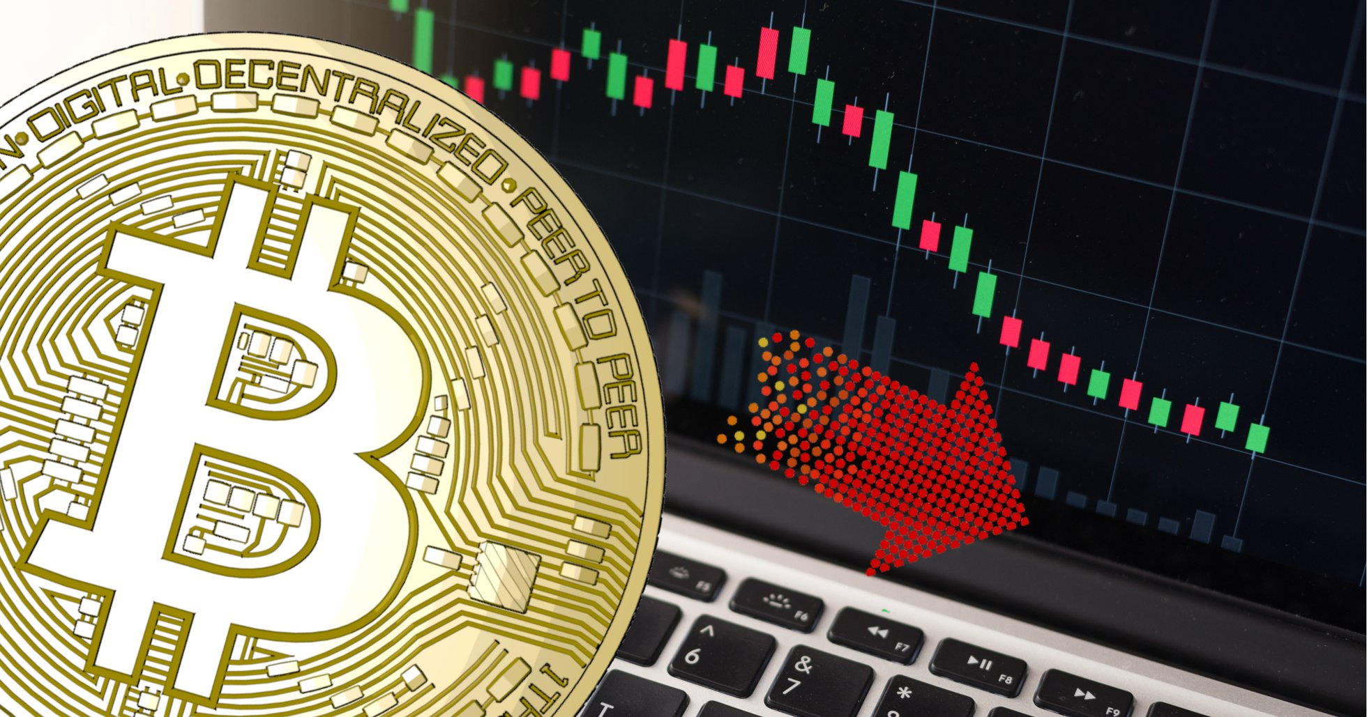 Daily crypto: Markets go downwards – biggest currencies show red numbers.