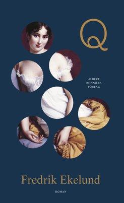– Tre böcker av Fredrik Ekelund