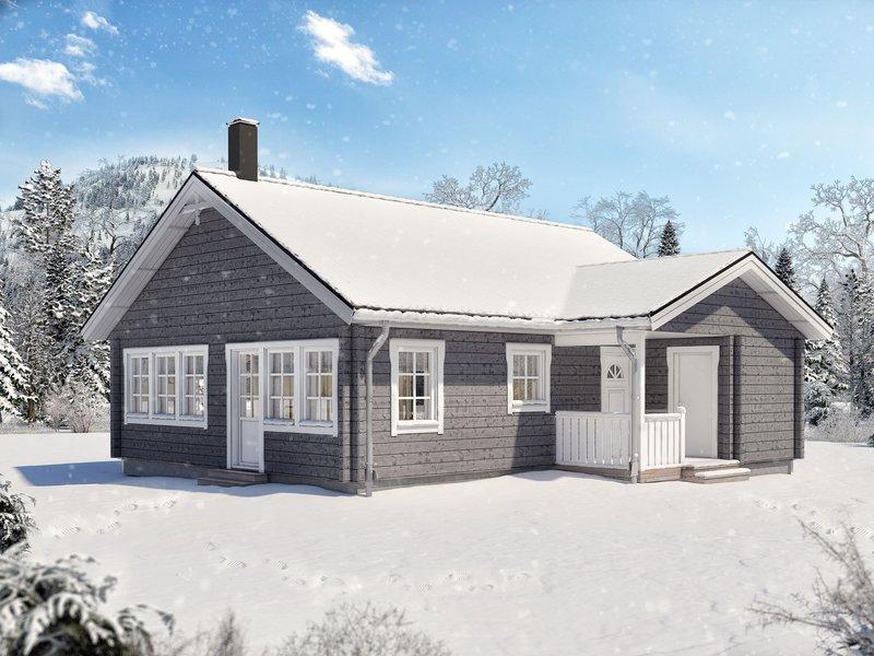 Fjällstuga Norråsen