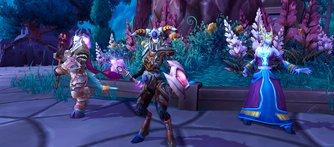 World of Warcraft kan vässa både samarbets- och ledarskapsförmågan.