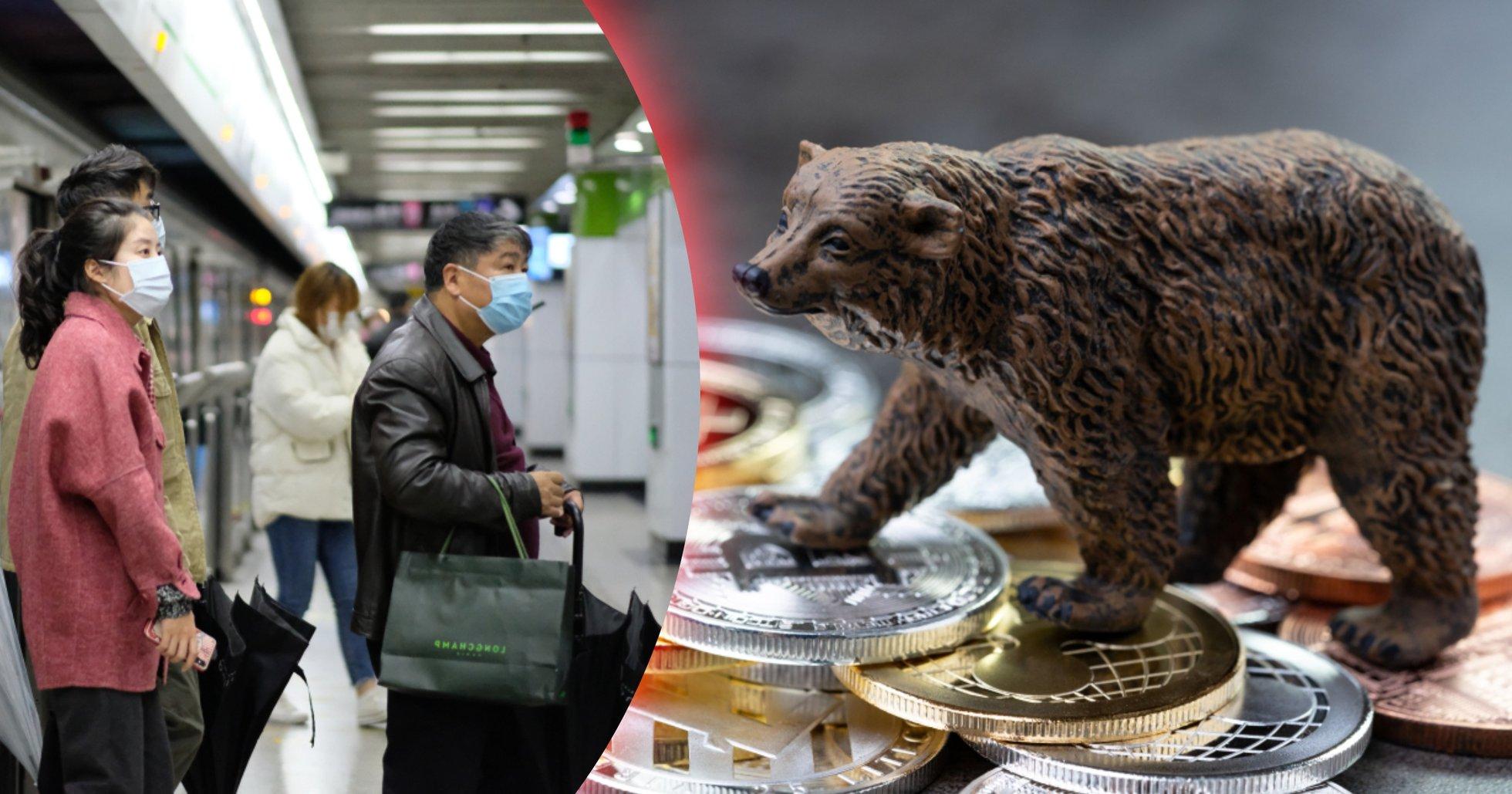 Bitcoinpriset har tappat nästan 10 procent sedan i måndags – det här kan det bero på.