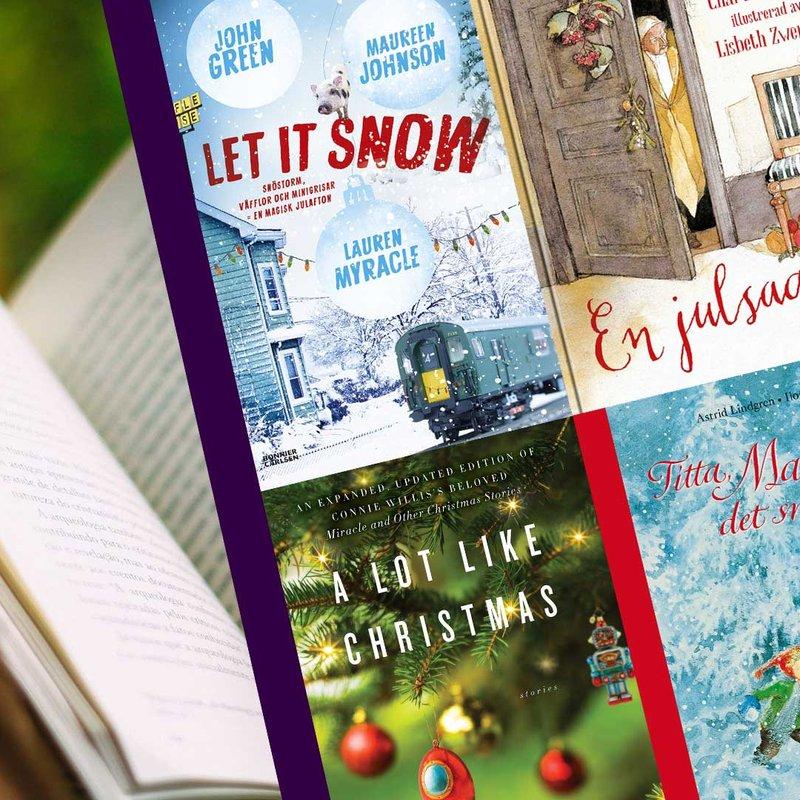 9 böcker vi läser om varje jul