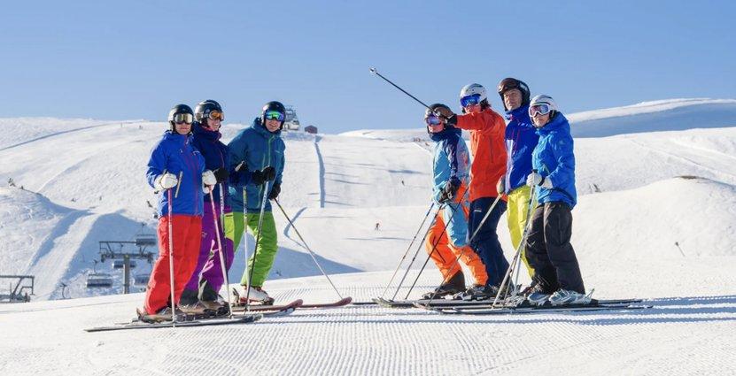 På Skistars destinationer har andelen bokade fjällkonferenser ökat med 11 procent jämfört med innan pandemin. Foto: Skistar