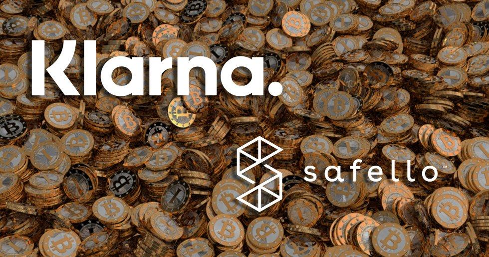 Svenska kryptoväxlaren Safello inleder samarbete med Klarna