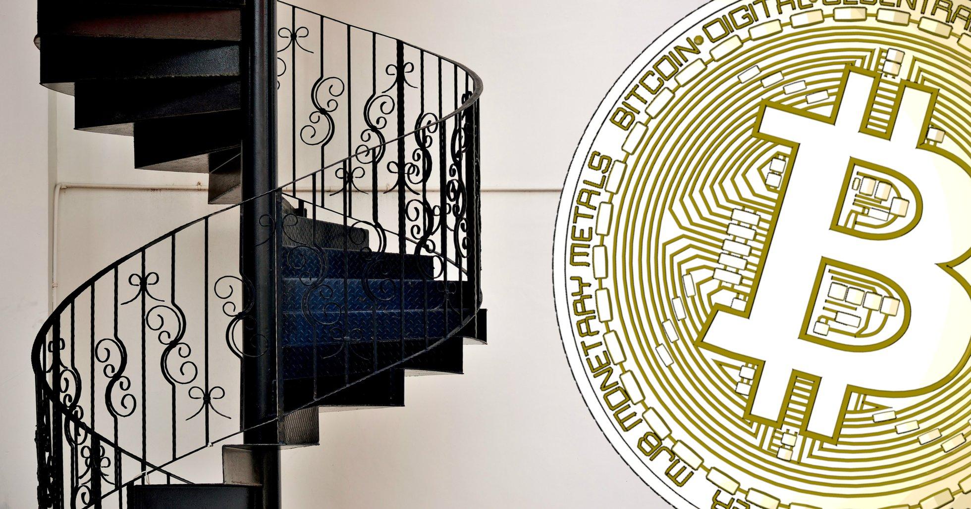 Bitcoin närmar sig 8 000 dollar när 7 500 dollar verkar hålla som stödnivå.