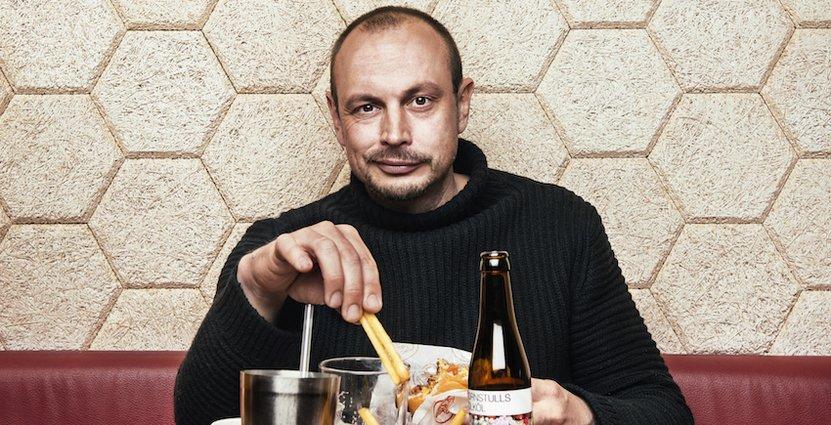 """""""Jag ger mig in i grejer som jag tycker är roliga"""", säger Petter Askergren."""
