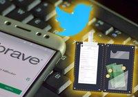 Webbläsare låter sina användare dricksa med kryptovaluta på Twitter