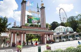Liseberg är en av Europas allra bästa nöjesparker