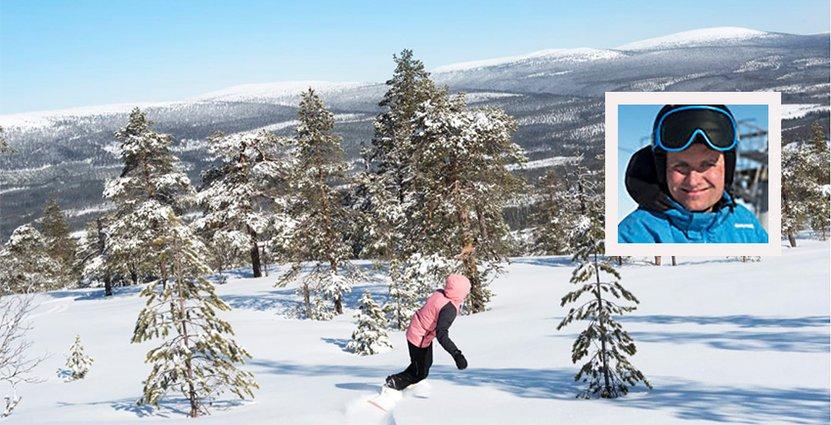 Efter nomineringar två år i rad utses Stöten till Årets Skidanläggning. Foto: Stöten
