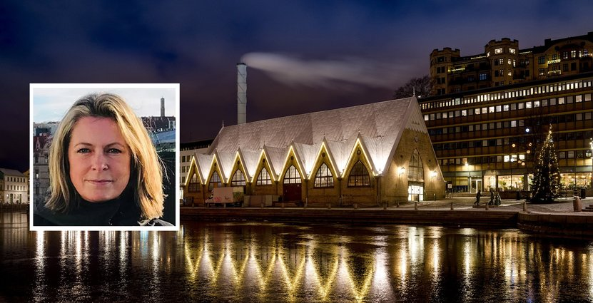 Jessika Wassberg, vd för Avenyföreningen, välkomnar byggnadsnämndens beslut om året runt-öppna uteserveringar i Göteborg.