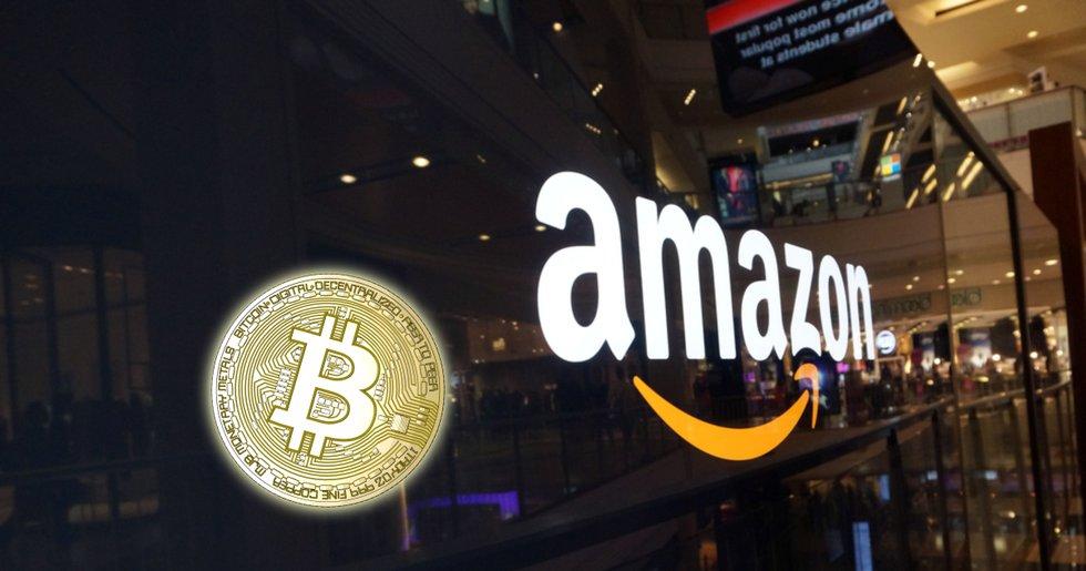 Amazon avfärdar rykten om lansering av bitcoinbetalningar