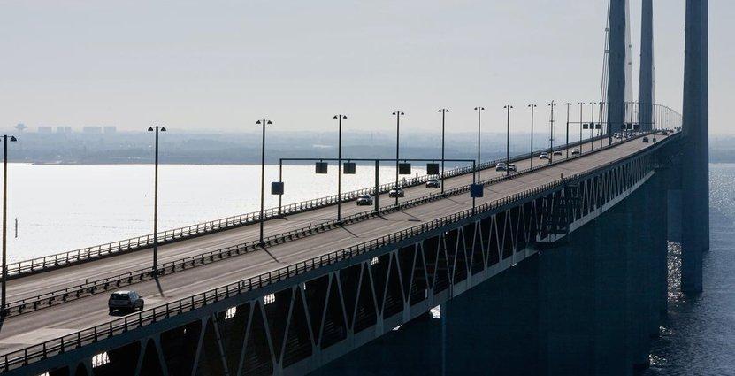 Taxiförbundet varnar taxichaufförer för att trafikera Öresundsbron.