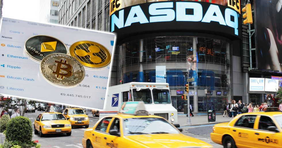 Nasdaq approaches the crypto world – wants to acquire the Swedish fintech company Cinnober.