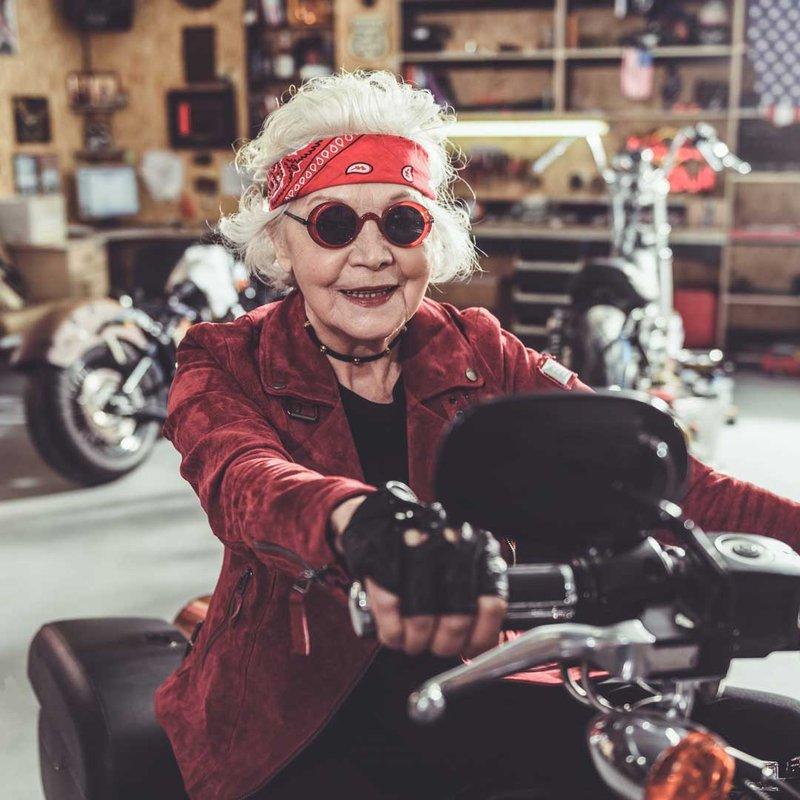 6 böcker om tanter som slår tillbaka