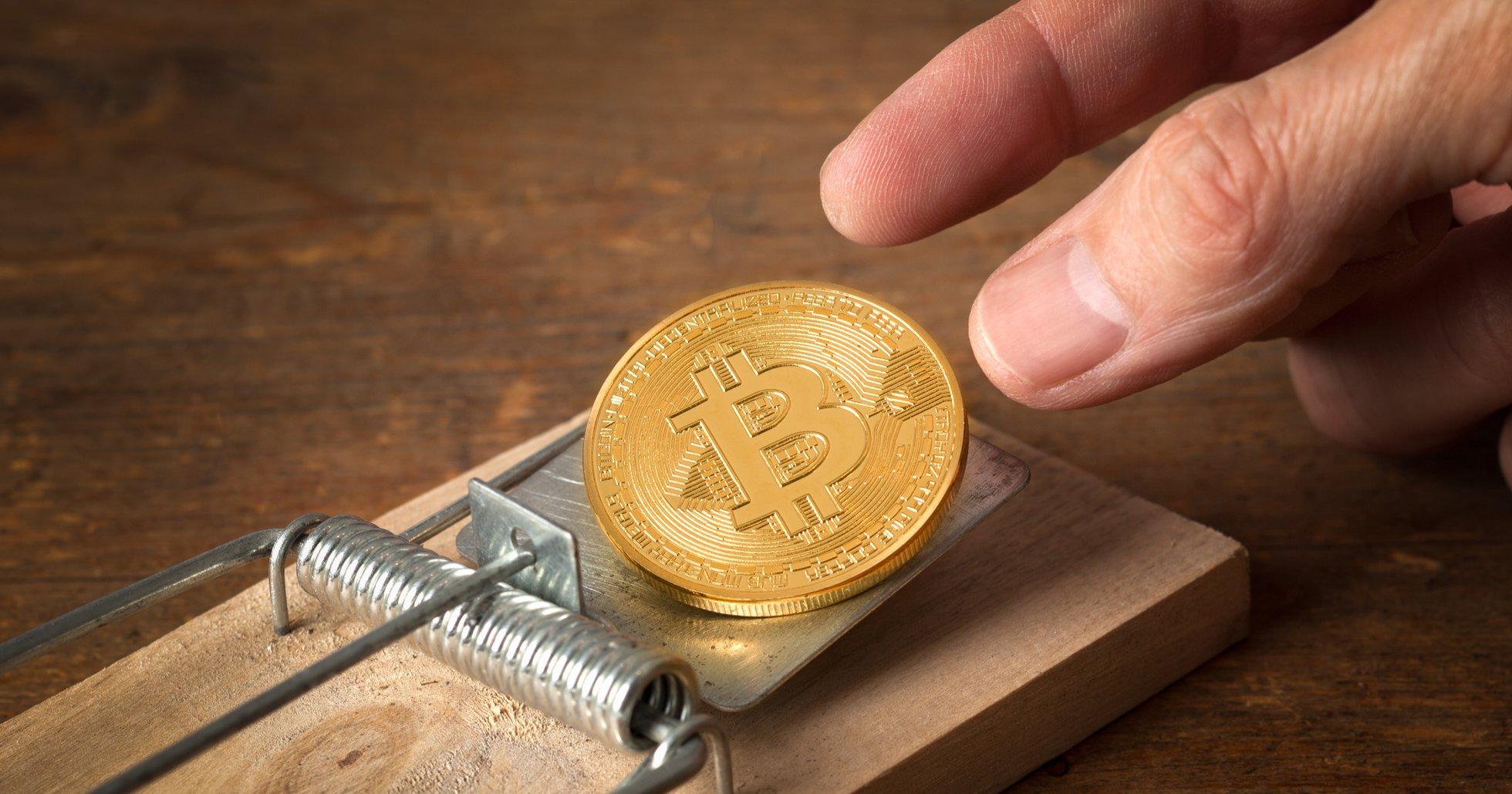 Bitcoinkursen rusar – men gå inte i den här megafällan.