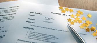 Så plockar du pluspoäng i ditt CV