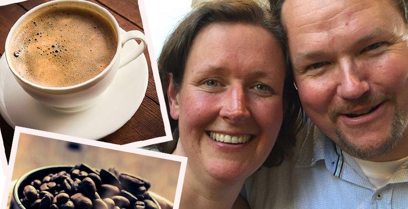 Anna och Robert Schweitz och deras Annas Hembageri har utsetts till Årets Bästa Café.