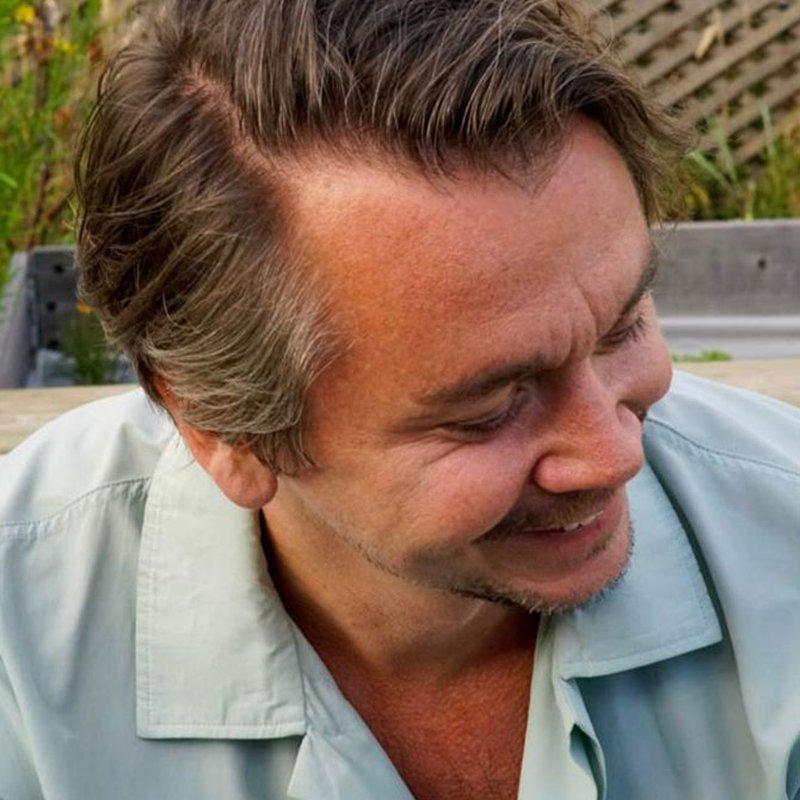 """Emil Jensen: """"Hur meningslöst är mitt liv? Ett till fem"""""""