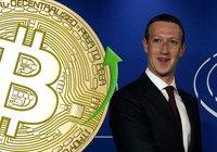 Bitcoin på årshögsta – inför Facebooks kryptointåg