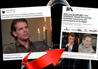 Alex Schulman utnyttjas i nytt Bitcoin Billionaire-bedrägeri