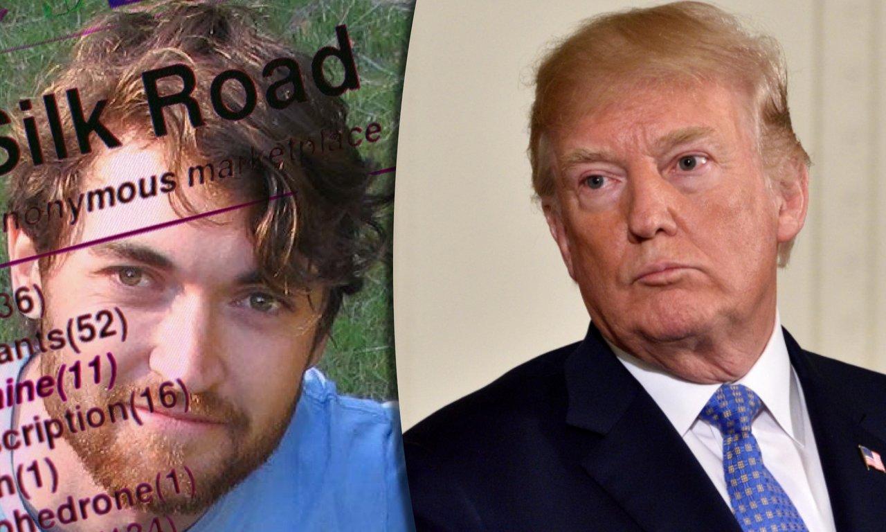 Donald Trump överväger att benåda Silk Road-grundaren Ross Ulbricht