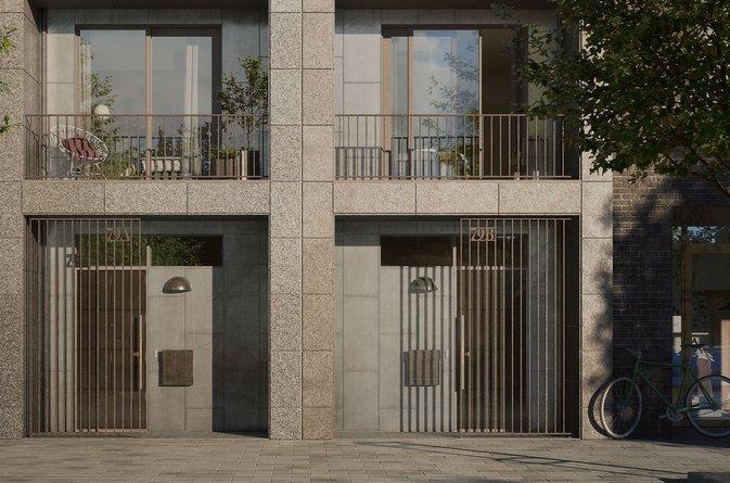 Äganderätter med friköpt tomt i Stockholms innerstad