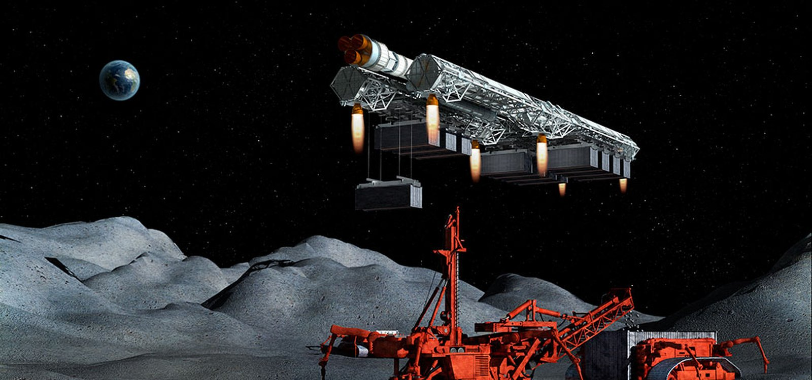 <p>Theoretically, there are many ways to extract the essential elements  from asteroids, including strip mining, shaft mining, heating and magnetic rakes for mining heavy metals.</p>