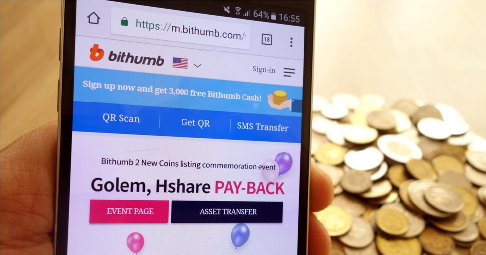 Daily crypto: Markets continue to rise and South Korean exchange Bithumb expands.