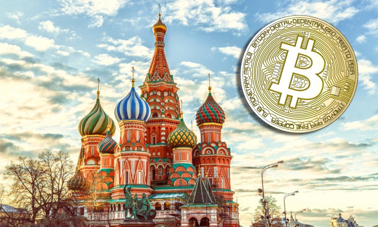 Nu kan det bli olagligt att stjäla bitcoin i Ryssland
