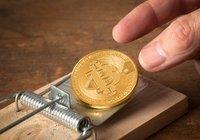 Bitcoinkursen rusar – men gå inte i den här megafällan