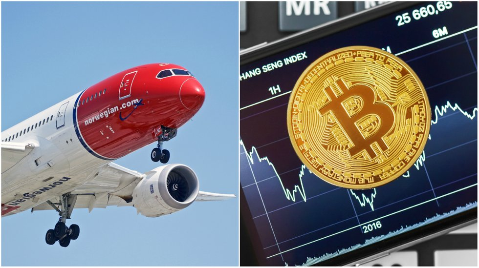 Founder of airline Norwegian will launch a crypto exchange.