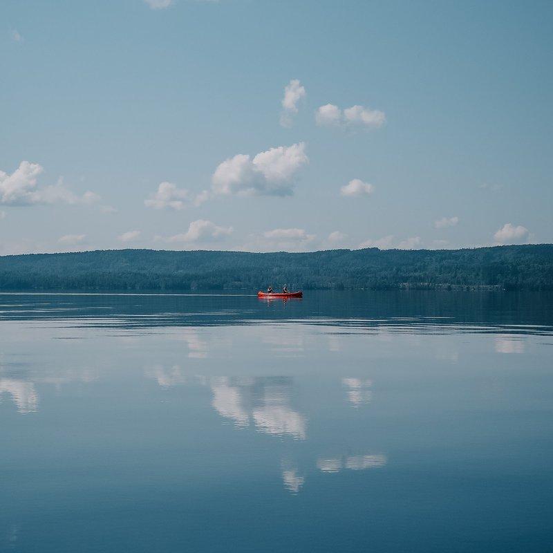 De glittrande sjöarnas land- böckerna som tar dig till Värmland