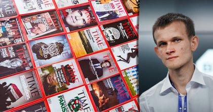 Vitalik Buterin är med på Times lista över världens mest inflytelserika personer