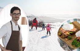 Skidorter vill växa med matturism