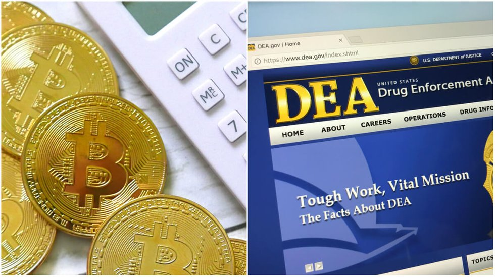 Daily crypto: DEA admits that bitcoin's illegal use has reduced considerably.